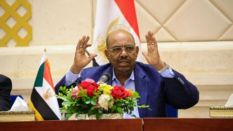 Sudanese President Bashir dissolves government, appoints new PM
