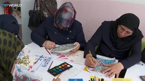Turkish NGO aims to help Syrian women refugees integrate into society