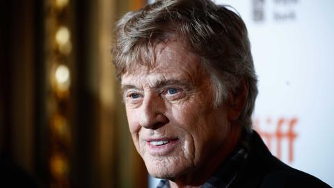 Robert Redford bids farewell to acting with crime caper film