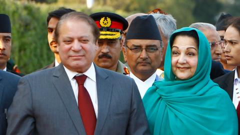 Wife of Pakistan's jailed ex-PM Nawaz Sharif dies in London