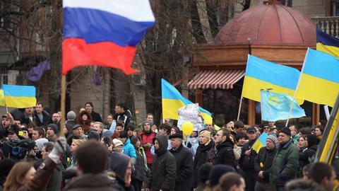 Ukraine, Russia's other forgotten conflict