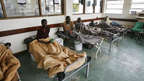 Cholera emergency declared in Zimbabwe's capital