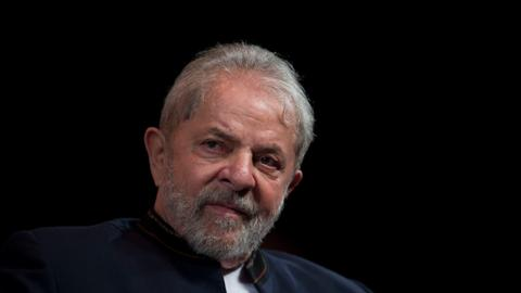 Brazil's jailed ex-leader Lula pulls out of presidential election