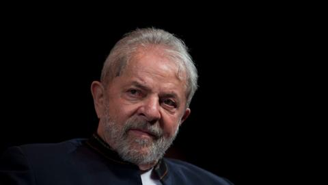Brazil high court suspends order that could free Lula