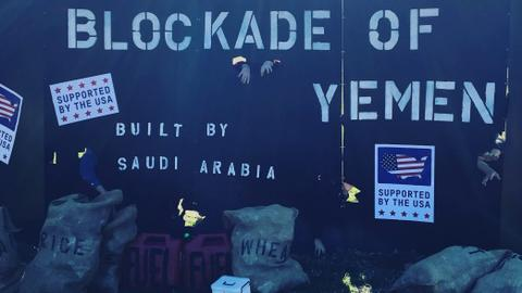 Are the US and Saudi Arabia hiding evidence of war crimes in Yemen?