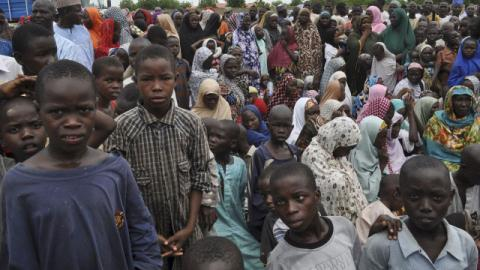 Boko Haram increases use of child suicide bombers