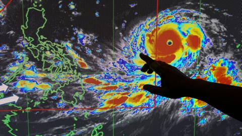 Philippines braces for the year's strongest typhoon