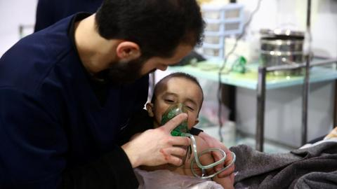 UN war crimes team documents further Syrian regime use of banned chlorine
