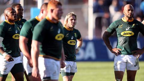 Pollard, Marx return for Springboks against the All Blacks