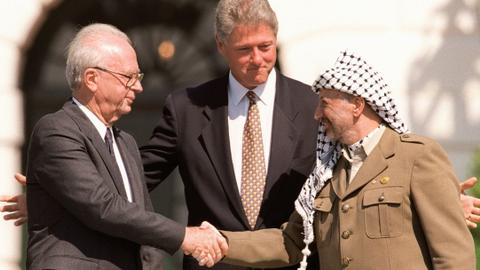 Oslo Accords 25 years on: false hope, broken promises
