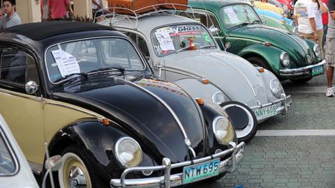 Volkswagen to end iconic Beetle cars in 2019