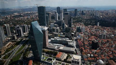 Turkey's industrial production up, unemployment rate steady
