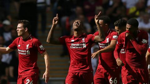 Impressive Chelsea, Liverpool maintain lead over chasing Man City