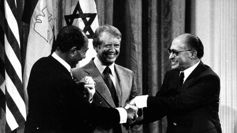 Camp David Accords 40 years on, peace remains elusive in the Middle East