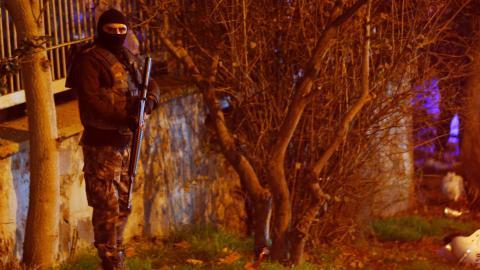 Turkey detains hundreds after Istanbul stadium attack