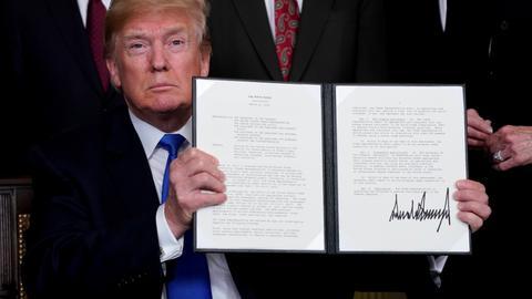 Trump imposes fresh tariffs on $200 billion worth of Chinese goods