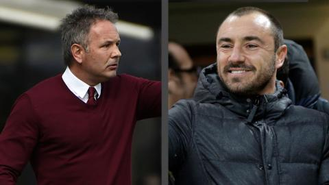 AC Milan sack Mihajlovic, appoint Brocchi as new coach