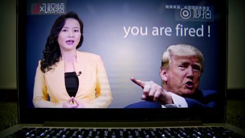 Trump accuses China of political meddling amid trade war