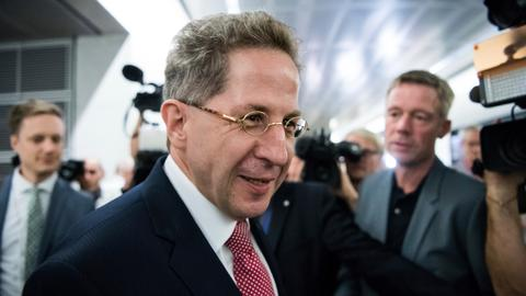 Hans-Georg Maassen, the German spymaster who talked too much