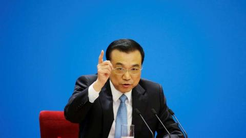 Chinese premier slams 'unilateralism' in trade disputes