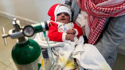 Hudaida raid threatens lives of millions of Yemeni children – charity