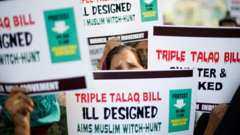 Will India's order banning 'triple talaaq' really protect Muslim women?