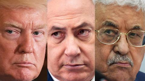 10 Trump decisions killing Palestinian statehood