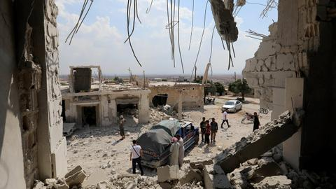 Ongoing Syrian war likely to overshadow UN meeting