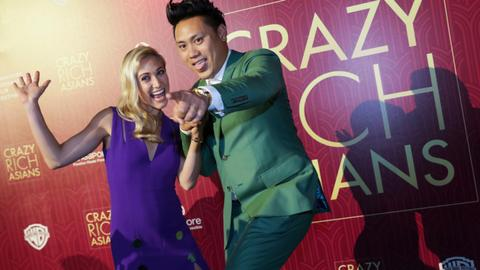 Movie 'Crazy Rich Asians' draws criticism