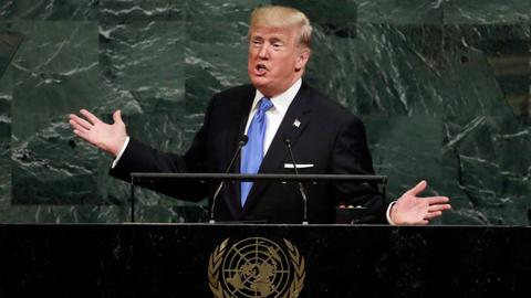 Trump to tout foreign policy successes in UNGA speeches