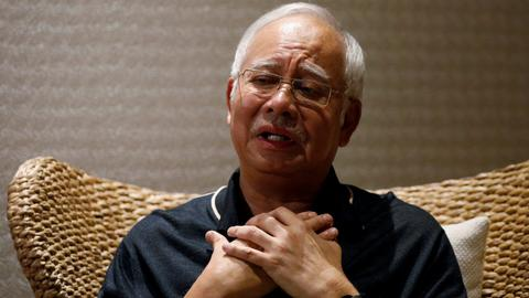 The beginning of the end for Malaysia's Najib Razak