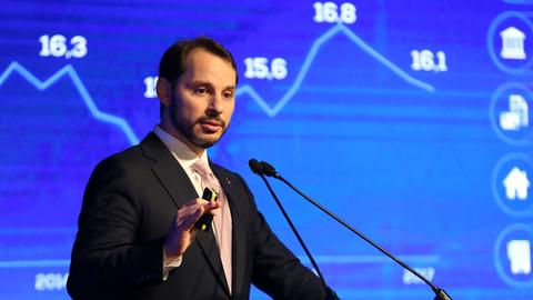 Turkey had fruitful meetings with finance institutions in US - Albayrak