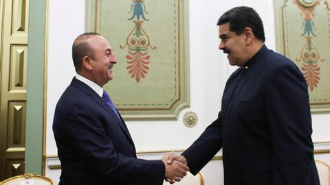 Turkey, Venezuela agree to use local currencies for bilateral trade