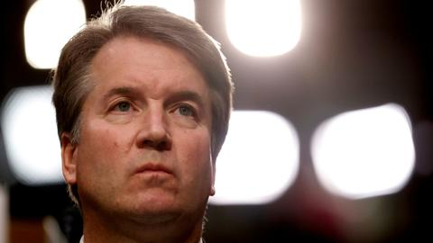 Kavanaugh accuser agrees to testify before US Senate