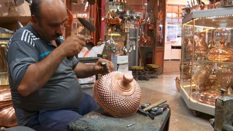 Traditional Turkish craft at risk of dying out