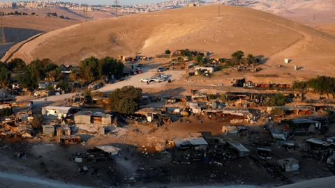 Israel gives Palestinian Bedouin villagers until month end to leave