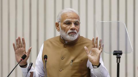 India launches world's largest health insurance programme