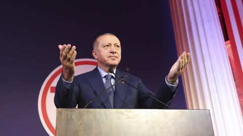 Erdogan says Turkey to increase safe zones in Syria