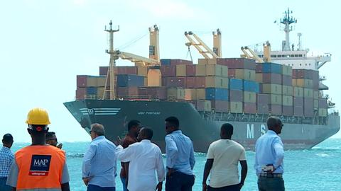 Somalia  hope to reopen Port of Mogadishu with foreign investment