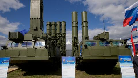 Russia to send modern S-300 missile defence systems to Syria