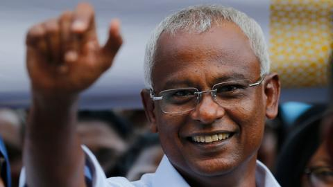 The opposition has won in the Maldives. What does it mean?