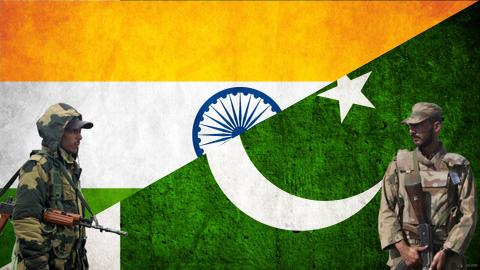 India-Pakistan diplomatic circus comes to town once again