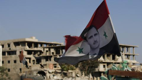 A Syria without Assad is the first step towards building a better nation