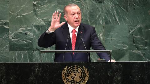 UNSC serving five veto-holders, idle to oppression elsewhere – Erdogan