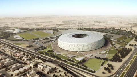 Amnesty says firm at Qatar 2022 World Cup not paying wages