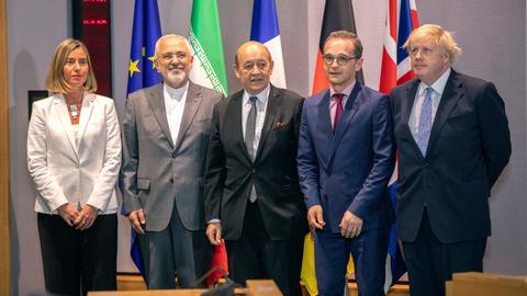 How far can the EU go to salvage the Iran nuclear deal?