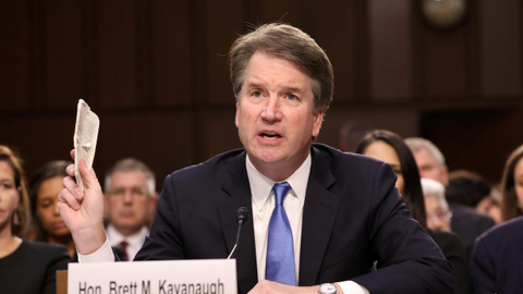 Kavanaugh accused of sexual abuse, again