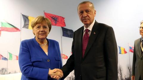 Erdogan's visit to Germany marks a shift in relations