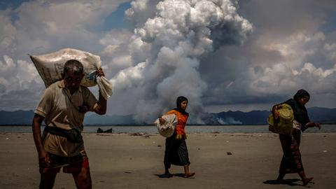 Are sanctions against Myanmar's military enough?