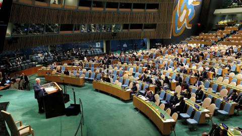 UN General Assembly: as it happens